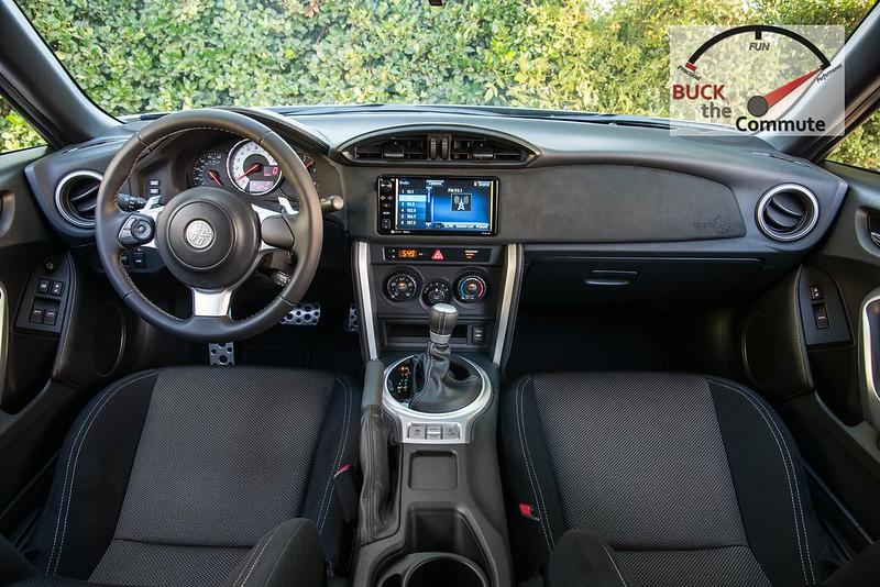 Toyota 86 Test Drive - Denver to Vegas   Buck The Commute