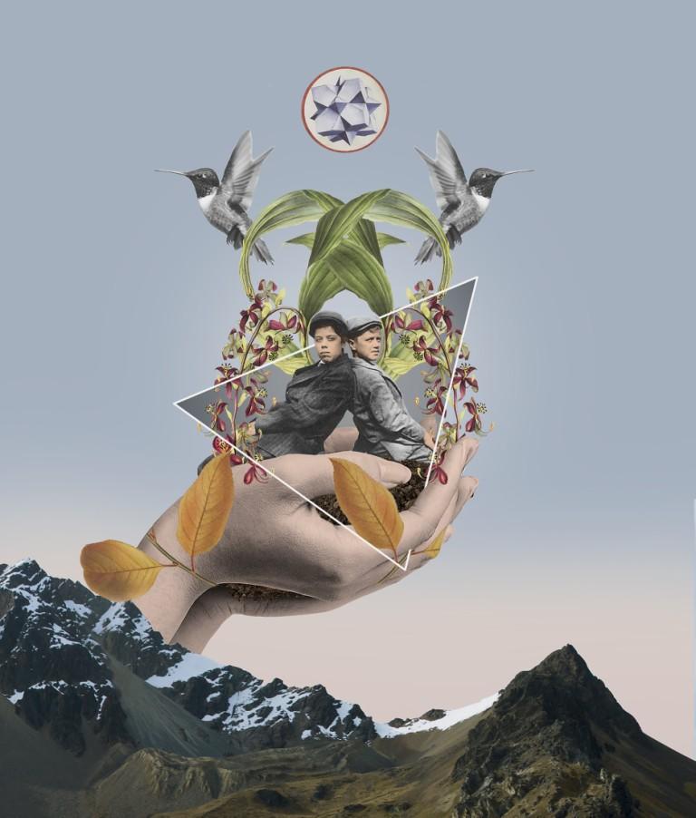 """Nature Unveiled"" - Leo Pipo, by Mirella Nania"
