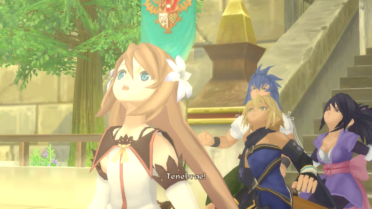 Tales of Symphonia Dawn of the New World (Download)_1