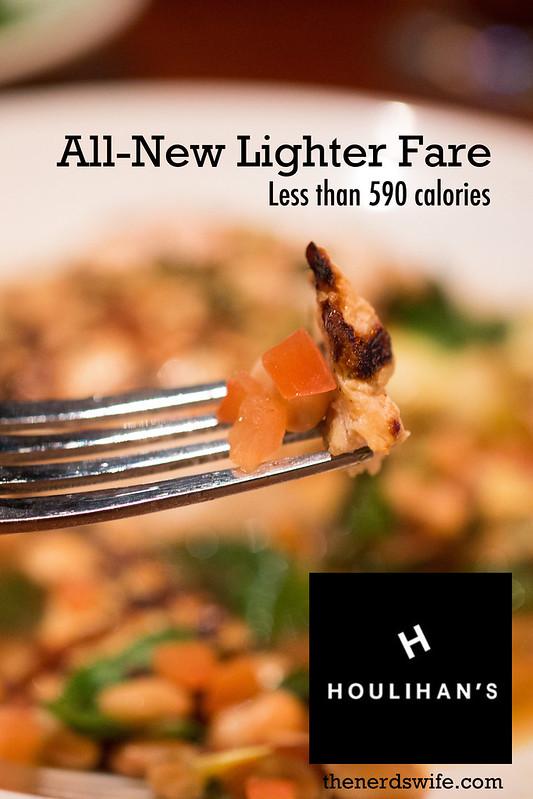 Houlihan's Lighter Fare