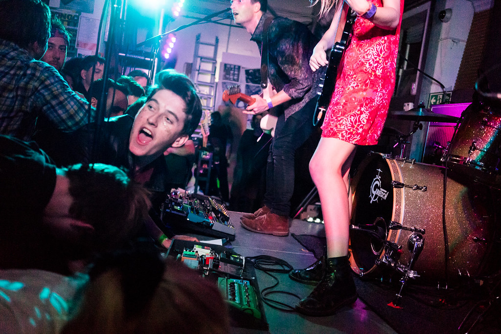 Wolf Alice at Rough Trade