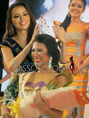 Miss Golden Land Myanmar 2015