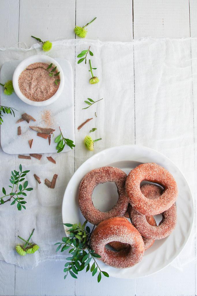 recette de donuts au sucre
