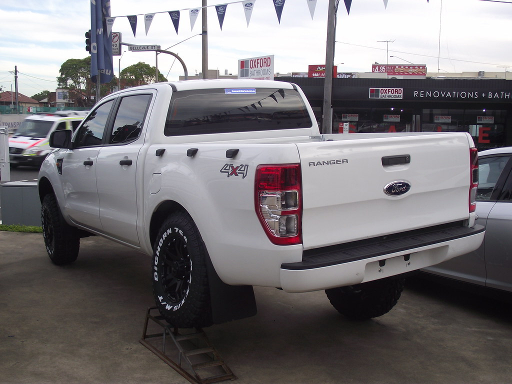 Ford Ranger 4x4 2014 Modified 2013 Ford Ranger 4x4 Ute