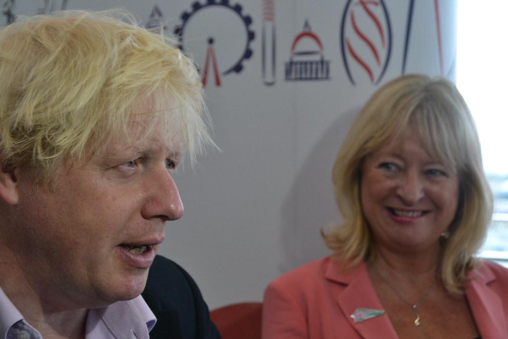 Boris Johnson World War