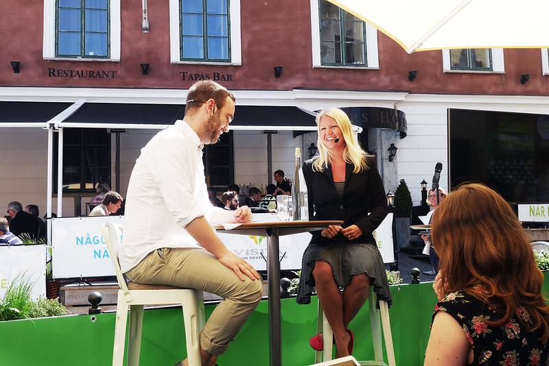 Almedalen 29-30/6 2015