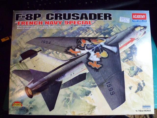 Pas-à-pas : Vought F-8E Crusader [Academy 1/72] - Page 2 9416664549_36a0e4b063_z