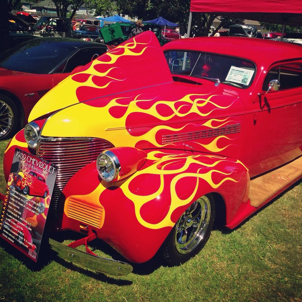 Stayton Summerfest  Car Show