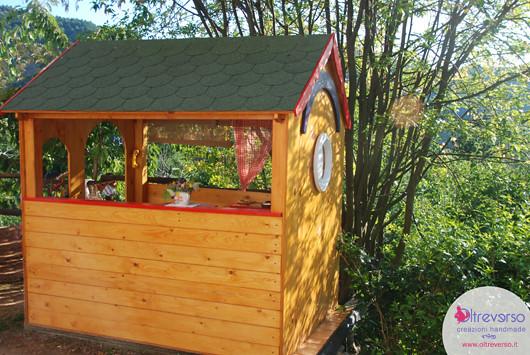 Casetta faidate giardino bambini woodenplayhouse dremel di for Giardino 3d gratis italiano