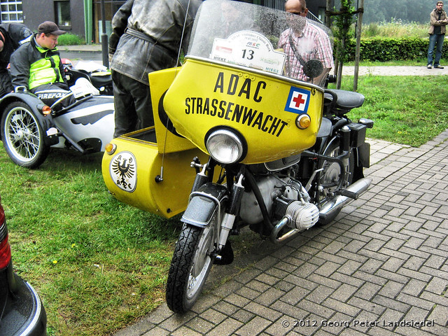 motorrad mit beiwagen bmw adac waltrop 3036 2012 07 28 flickr photo sharing. Black Bedroom Furniture Sets. Home Design Ideas