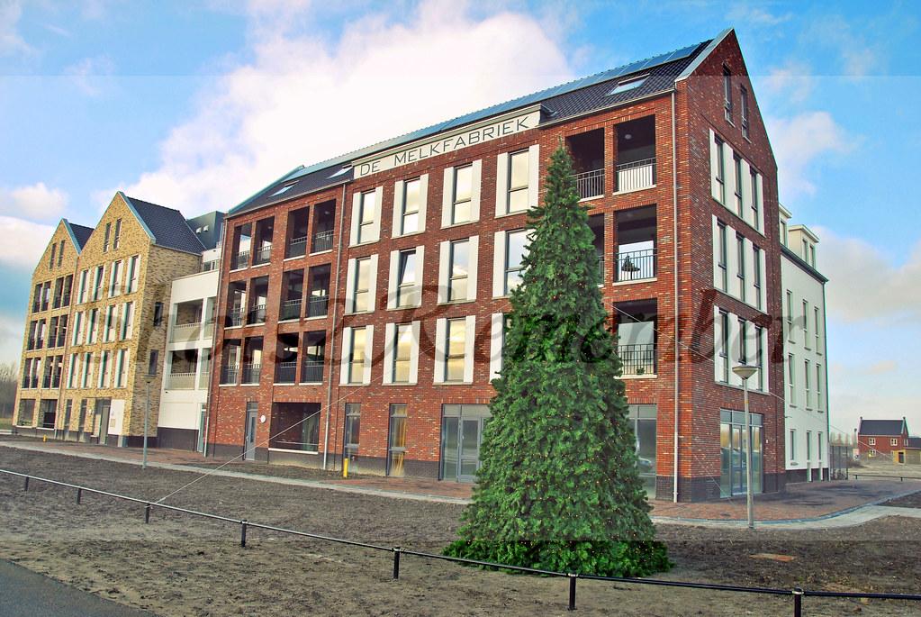Almere city village nobelhorst in development stadsdorp for Energiezuinig huis