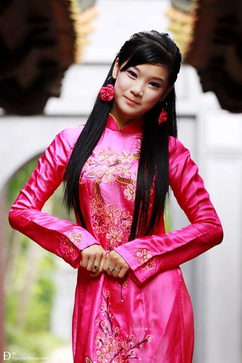 Ao dai viet nam - 1 part 6