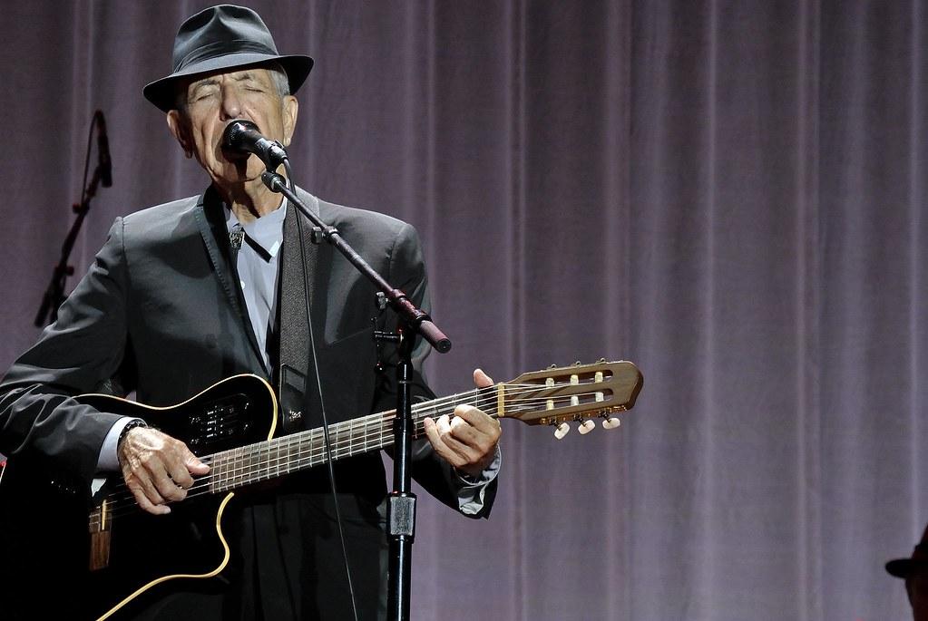 Sydney Recording Studios Leonard Cohen