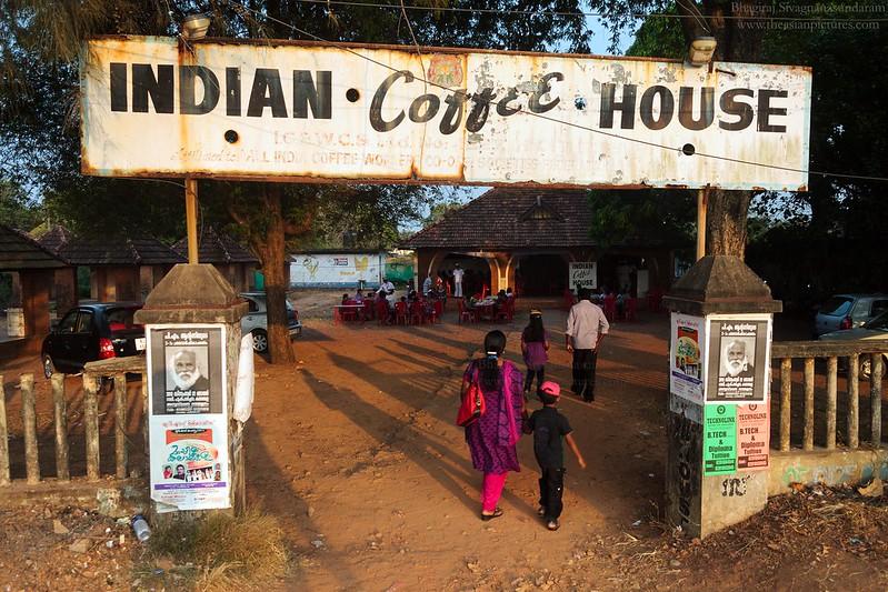 Indian Coffee House, Kerala (India)
