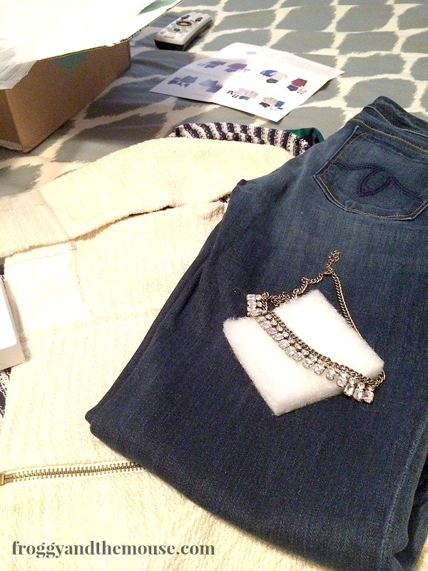 Level 99 Samuel Bootcut Jean Stitch Fix February 2014