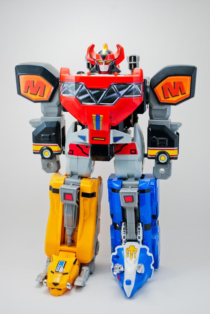 Megazord | RangerWiki | FANDOM powered by Wikia