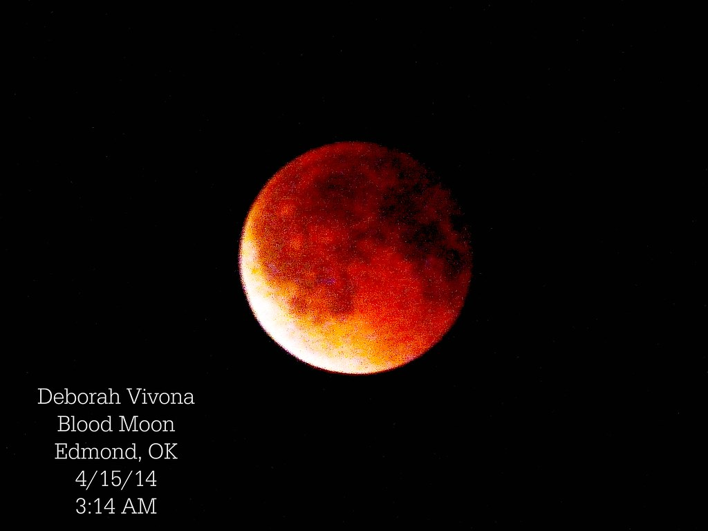 blood moon eclipse oklahoma - photo #11