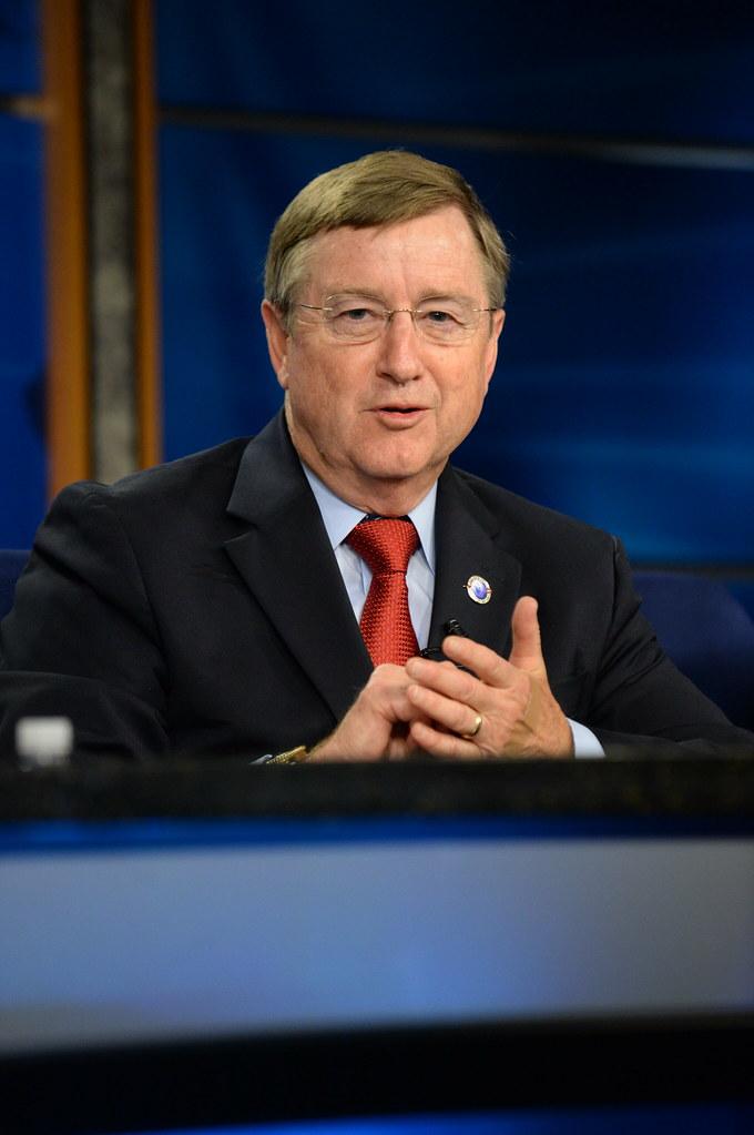 Frank Culbertson, Orbital Sciences Corp. Executive Vice Pr ...