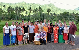 Peace Corps Meet & Greet, Training Village Lalomauga | by US Embassy New Zealand
