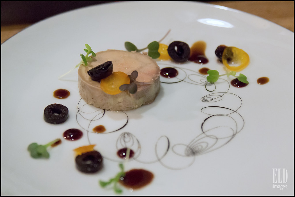 Foie Gras Torchon - LloydMartin | Bourbon cherry, kumquat, o ...