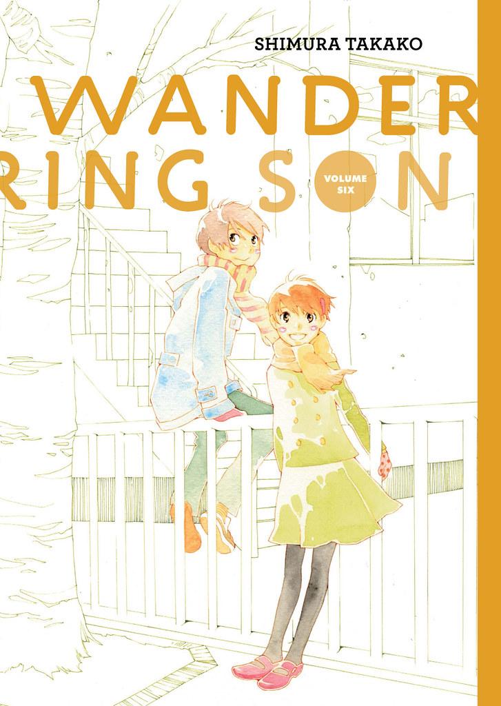 Takako Shimura Wandering Son Wandering Son Hourou Musuko Vol 6 by Shimura Takako Cover