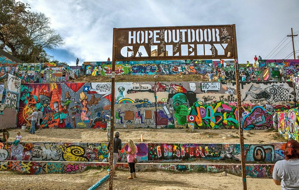 Austin Spray Paint Park