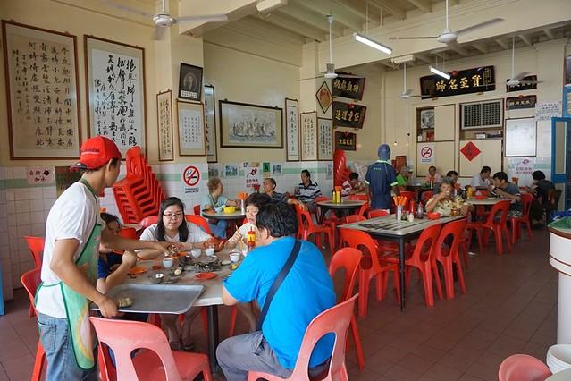 low yong moh restaurant - melaka for good pau dim sum-002