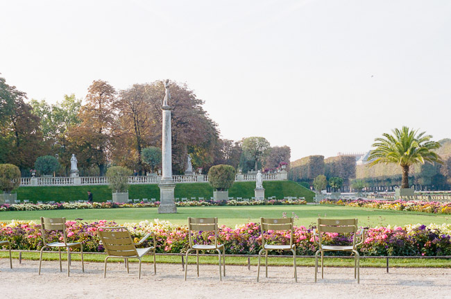 The Luxembourg Gardens and Palace -4