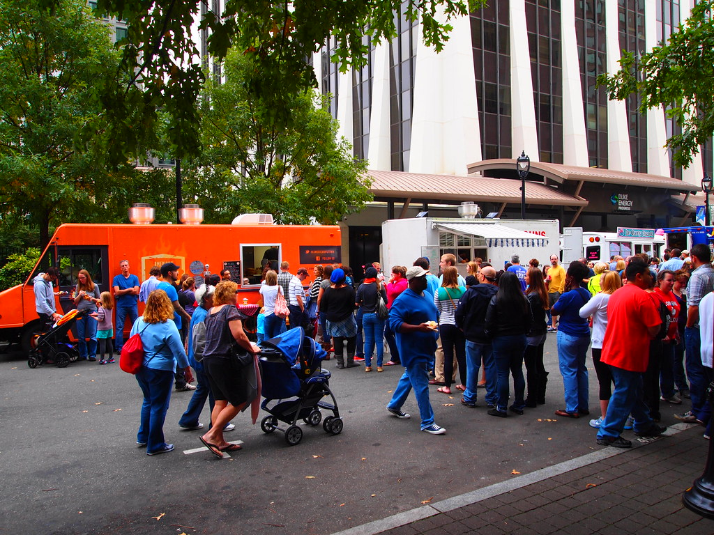 Food Truck Rodeo Raleigh Nc 10 13 13 059 Downtown