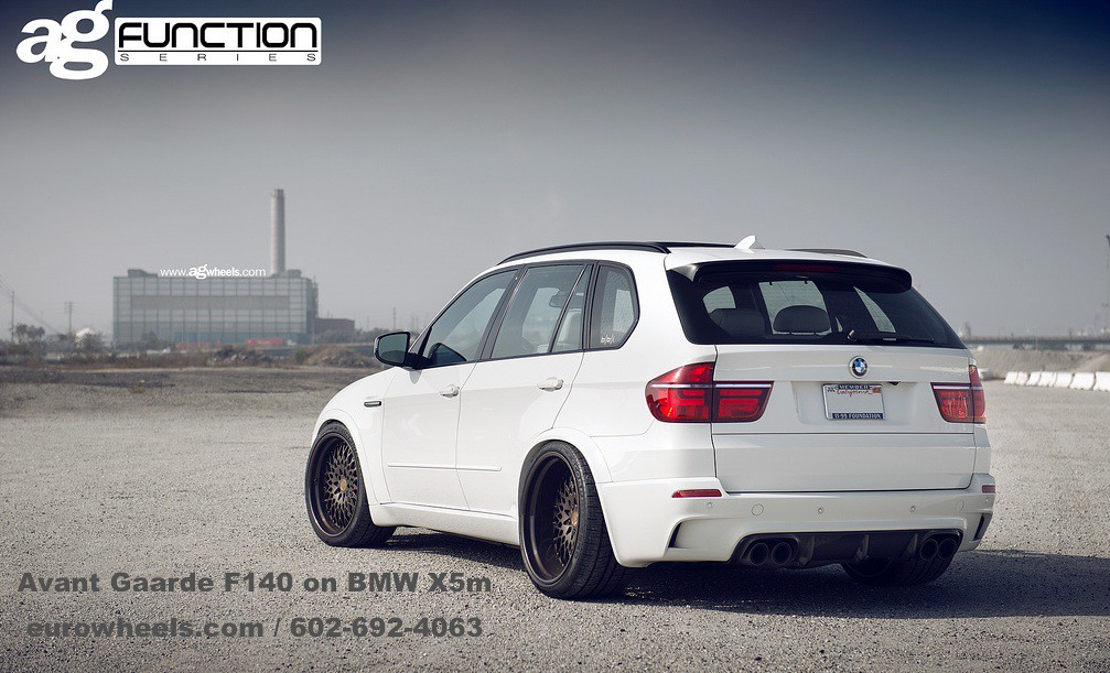 Avant Garde F140 On Bmw X5m Eurowheels Com T 602 692