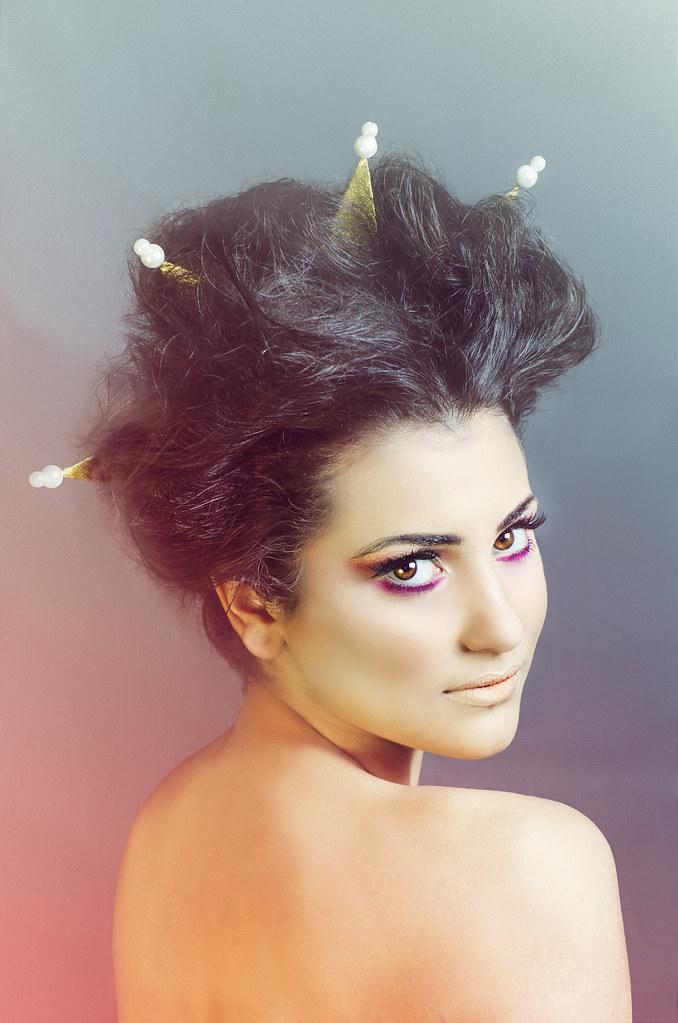 Shade_Beauty - Model Elenia Bevilacqua MUA Francesca ...