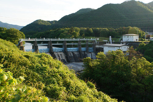 中岩ダム(栃木)