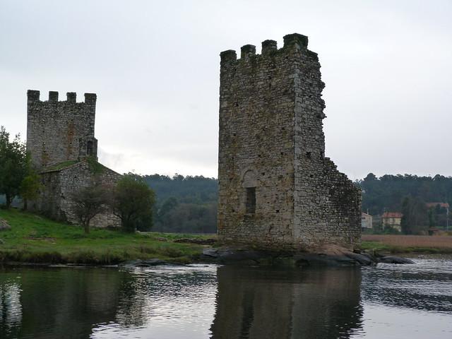 Torres de Catoira (Galicia)