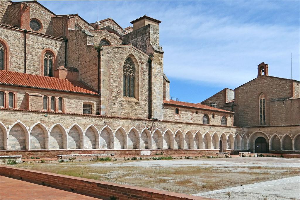 Le Campo Santo Perpignan La Cath Drale St Jean