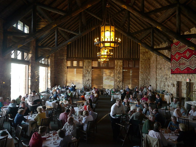 grand canyon lodge dining room flickr photo sharing