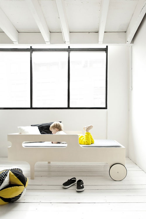 Rafa bed danielle de lange flickr - Modern kinderbed ...