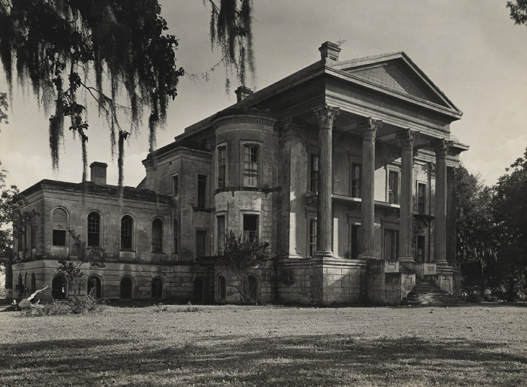 Iberville Parish Louisiana Belle Grove Plantation 1938