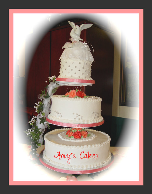 2 tier floating wedding cake stand floating tiers cake stand wedding cake flickr photo 10131
