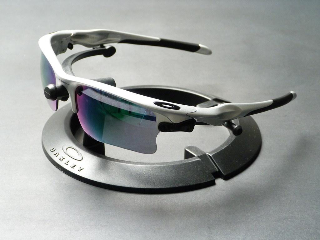 blue oakley sunglasses 3joz  oakley fast jacket sunglasses silver blue iridium and jade