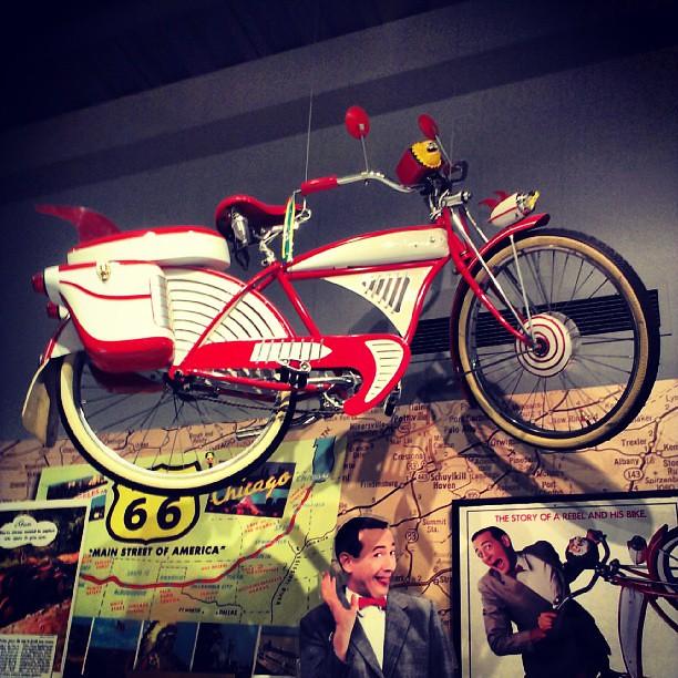 Museum Bikes 1966 to 1985 - classiccycleuscom