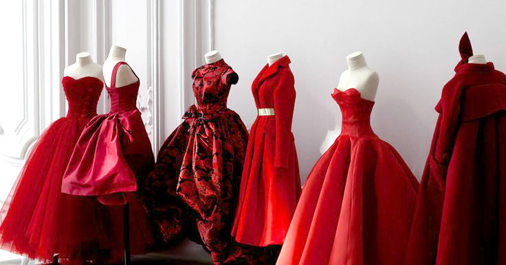 Red Dresses Dior Facebook Timeline Cover From My Blog