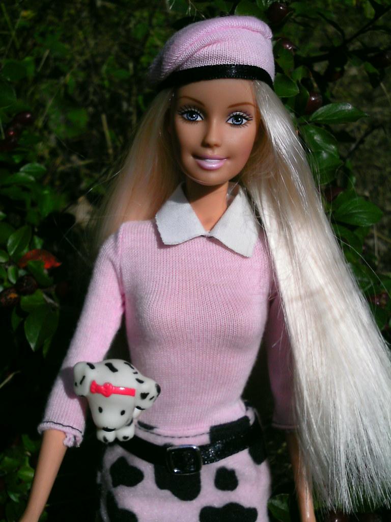 barbie dalmatiner