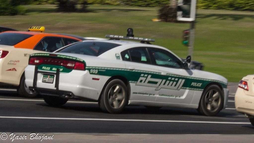 Dubai Police Dodge Charger Yasir Bhojani Flickr