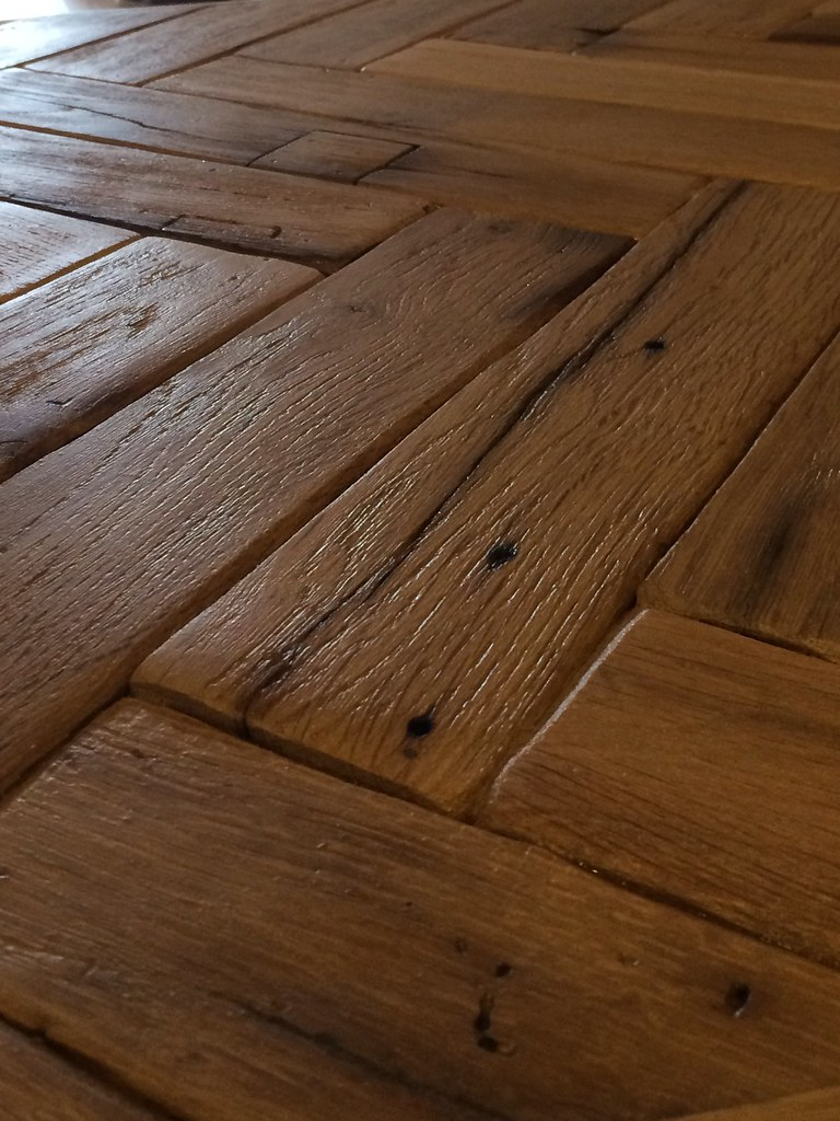 Reclaimed french oak parquet flooring london reclaimed for Price of reclaimed wood