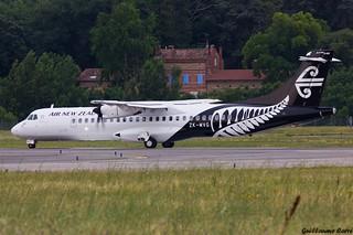 ZK-MVG ATR 72 Air New Zealand