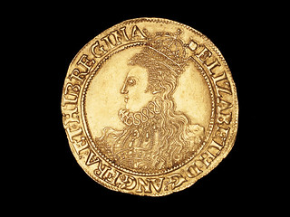 Coin of Elizabeth I