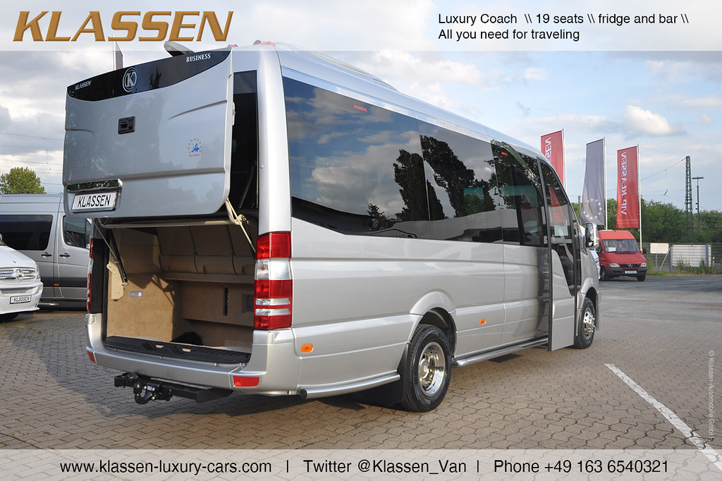 Klassen sprinter luxury coach 19 seats mercedes benz dsc 0 for Luxury mercedes benz sprinter