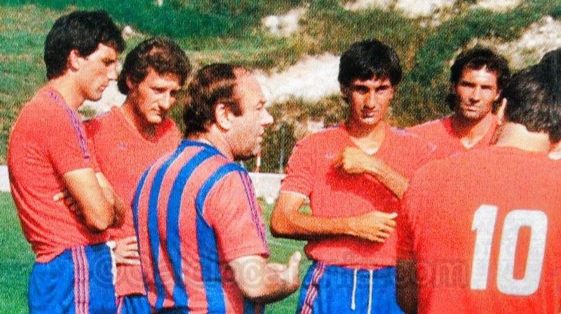 Gennaro Rambone, tecnico 'girastivale'