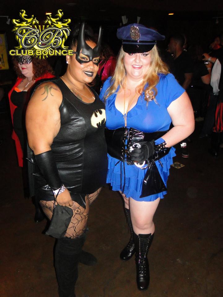 10 26 Halloween Club Bounce Party Pics Bbw Los Angeles