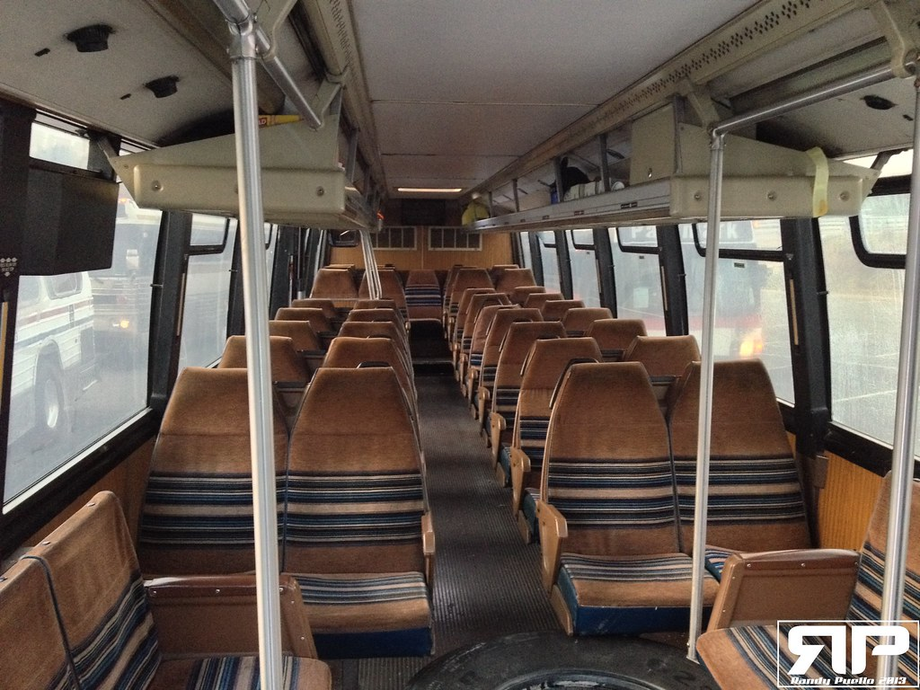 ex nj transit flxible metro b suburban 3529 interior flickr. Black Bedroom Furniture Sets. Home Design Ideas